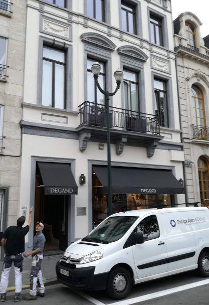 peinture façade extérieure